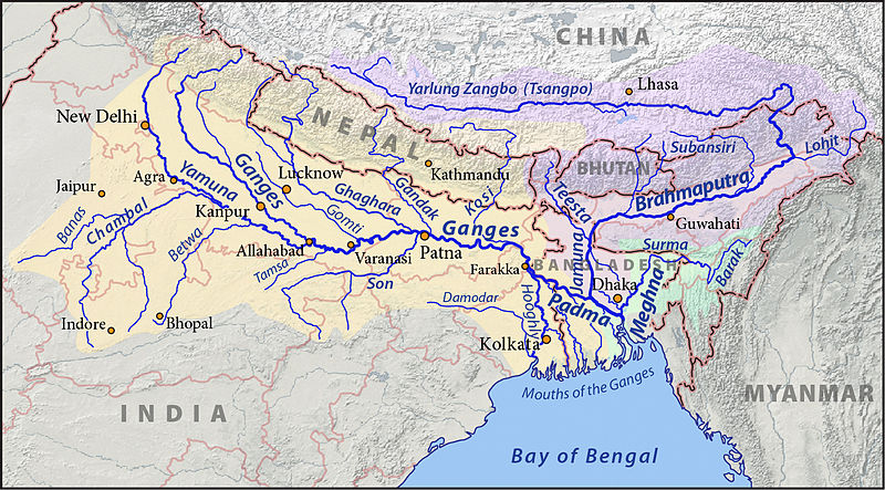 Ganga River System (Rivers of India))