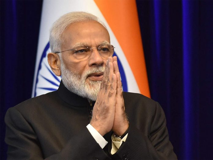 What did Narendra Modi say about India on the Corona virus vaccine