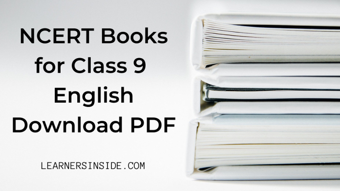 NCERT Book for Class 9 English Download pdf (Free)