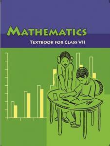 Download NCERT Mathematics Textbook Class 7 Chapter-wise pdf