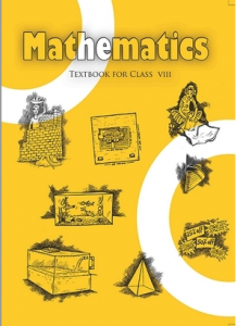 Download NCERT Mathematics Textbook Class 8 Chapter-wise pdf by Learners Inside. (English)